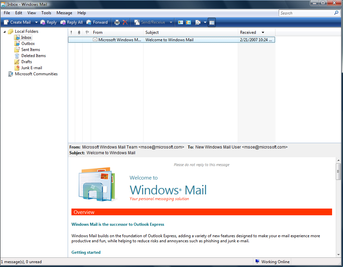 What is Mail App in Windows and its Advantages