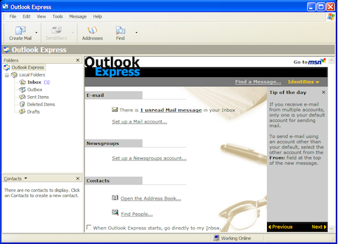 outlook-express-overview